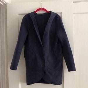 lululemon reversible spacer jacket